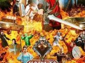 """Knights Badassdom"" (2013)… mucho jijiji poco jajaja"