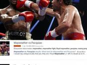 Mayweather Pacquiao 10.000.000 búsquedas google