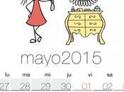 calendario mayo frase positiva