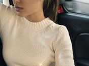 Hiba Abouk recorre Madrid nuevo Renault Twingo