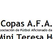 Copas AFAC Mini Teresa Herrera 2015: Resultados sorteo celebrado ayer