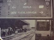 Anden Atocha dirección Fuenlabrada