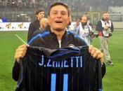 Javier Zanetti convirtió leyenda: retiran para siempre Inter.