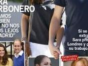 Sara Carbonero, Kate Middleton, Isabel Pantoja, Flores Elsa Pataky, revista 'Love' esta semana