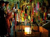 Tanabata Festividad Estrellas Japón