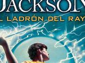 Reseña: Percy Jackson ladrón rayo Rick Riordan
