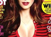 Zooey Deschanel nueva portada Cosmpolitan
