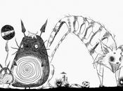 vecino Totoro', estilo Burton