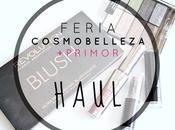 """Feria """"Cosmobelleza"""" (BCN) HAUL"""