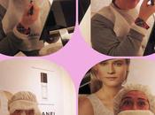 limpiadoras Chanel: Probando, probando Lait Confort.