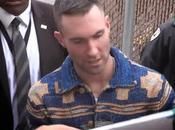 Adam Levine agredido dulcemente