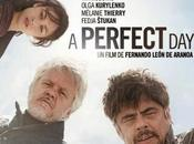 Póster para francia perfecto perfect day)""