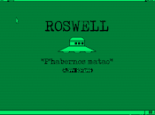 "Roswell ""P'habernos matao"" preview edition, disponible para Amstrad"