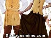 disfraces medievales época para carnaval