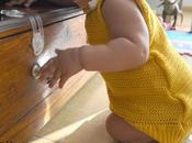 Elementos seguridad para niños casa