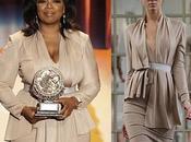 Victoria Beckham apunta tanto importantísimo: Oprah Winfrey llevó diseño suyo