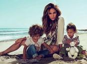 Jennifer Lopez Gemelos modelos Gucci