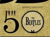 """50″ homenaje Beatles"