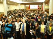 Reflexiones jóvenes tras visita Poeta Miguel Menassa Colegio Santa Teresa Jesús Ourense.