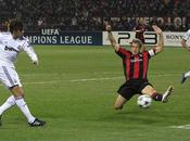Milan Real Madrid repartieron puntos encuentro espectacular