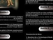 2do. Coloquio Internacional Filosofía Política, Universidad Autónoma Estado Morelos
