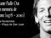 Alicante Padle memoria Andy Irons
