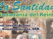 SANTIDAD, CIUDADANÍA REINO. Miércoles 5.30 p.m. Alberto Dominicos, Riva Agüero (Frente PUCP)
