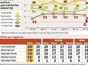Encuesta datum internacional 2010: castañeda arriba