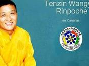 Visita Tenzin Wangyal Rinpoche Canarias, Cómo aprovechar poder sanador naturaleza propia capacidad auto-sanación.
