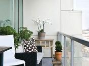 Decorando pequeño balcón