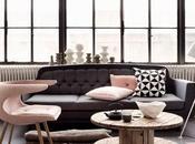 Ambientes, detalles complementos decoración nórdica gris rosas
