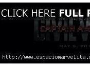 Sebastian Stan comparte imagen rodaje Captain America: Civil