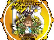 Monos baquetas, deivhook, Spanish Drummer Mafia