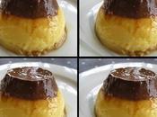 Flan chocolate galleta María