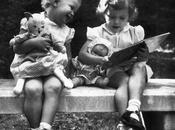 leían pequeños escritores