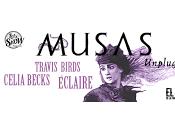 Musas Let's Show, tres proyectos femeninos noche