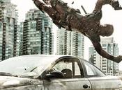 Deadpool tiene estilo hasta cuando vuela aires