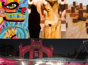 Agenda exposiciones: Patricia Fornos, Guacamayo Tropical, Carl Andre, Hélène Guichard, historia través trajes conmemoración figura Santa Teresa Jesús.
