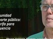 Comunidad Madrid contra Rivas: transporte público degradante