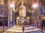 Siena: Baptisterio Juan pila bautismal