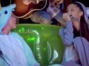 Miley Cyrus Ariana Grande: cover