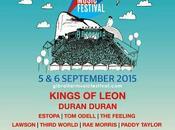Gibraltar Music Festival 2015: Kings Leon, Duran Duran, Estopa, Odell, Feeling, Lawson...