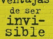 Reseña Discusión: Ventajas Invisible, Stephen Chbosky ¡CON SPOILERS! Libro Película Respondo haters.