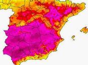 Temperaturas inusualmente altas para mayo