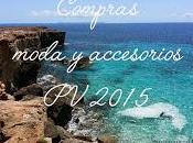 Compras moda accesorios PV2015