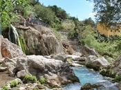 fuentes Algar, piscinas naturales interior Alicante
