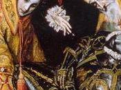 entierro Señor Orgaz casi tres siglos antes Greco