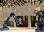 crucero Anthem Seas espectaculares restaurantes, robots para cócteles incluido