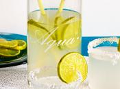 Agua fresca coco, citronela lima