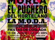 Vetusta Morla, Puchero Hortelano M.O.D.A. fiestas Coslada